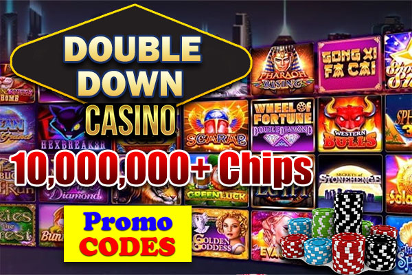 Doubledown casino promo codes free chips